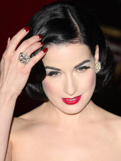 dita von teese wedding ring dita von teese polishment