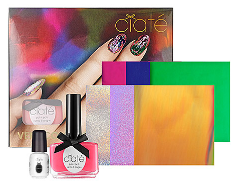 First up is Carnival Couture. I love this kaleidoscope of color!